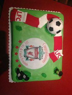 Amy's Crazy Cakes - Liverpool Cake