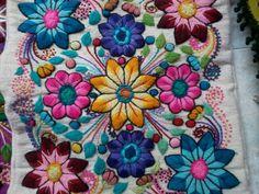 Mis bordados peruanos