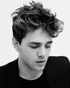 Xavier Dolan  from #InStyle