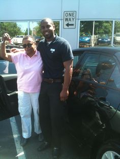 Ardmore Toyota congratulates Judith on her brand new 2013 Toyota Corolla on behalf of Salesperson Reggie Wright.