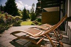 Spa, Eifel, Outdoor Furniture, Outdoor Decor, Sun Lounger, Home Decor, Terrace, Recovery, Woodland Forest