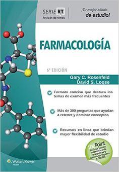 Farmacología / Gary C. Rosenfeld, David S. Loose: http://kmelot.biblioteca.udc.es/record=b1530412~S1*gag