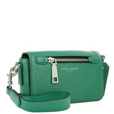 Marc Jacobs Gotham Crossbody Emerald Green Die Mini Bag bei Fashionette