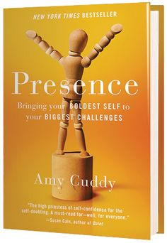 Have you ever gone through a challenging situation — an interview for a job you really want, or a difficult client meeting — and thought, Well, I wish I could do that over again?  Amy Cuddy's research could help you nail it. #HOWLive #bodylanguage #presence