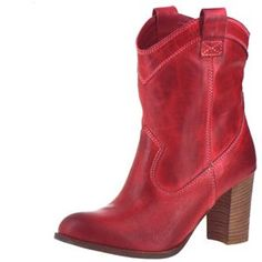 Tamaris-Stiefelette-RED-Art.:1-1-25700-38/500