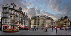 Brussels | Bruxelles | Brussel - visited july 2015 - I <3 Brussels