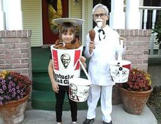 Crazy Halloween costumes for kids