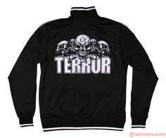 Terror Trainingsjacket Basic (Black) | 814-TJ01-050