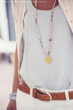 Thomas sabo karma necklace