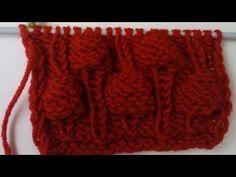 Ahududu Örgü Modeli Yapılışı - YouTube Baby Knitting Patterns, Knitted Hats, Projects To Try, Make It Yourself, Youtube, Fashion, Diy, Outfits, How To Knit