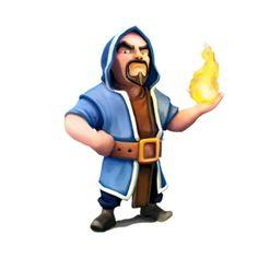 magician clash of clans - חיפוש ב-Google