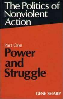 Power and Struggle (Politics of Nonviolent Action, Part 1) written by Gene Sharp - oo.sg Singapore