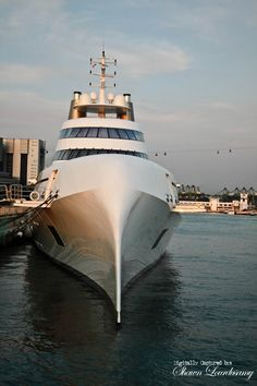 what a mega yacht