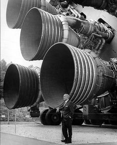 """Von Braun - """"Father of Rocket Science"""""""