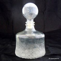 IIttala Ultima Thule whisky carafe ( decanter ) Mine now :-)