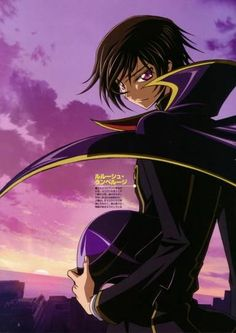 """The only ones who should kill are those who are prepared to be killed""~Lelouch Well said my king XD"