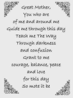Guide Me Through This Day – Witches Of The Craft®