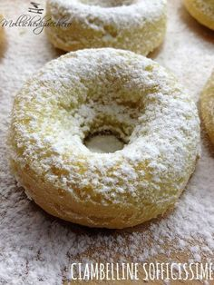 Share this on WhatsApp Share: Read more. Italian Cookies, Italian Desserts, Mini Desserts, Italian Recipes, Cake Recipes, Dessert Recipes, Plum Cake, Delicious Donuts, My Dessert