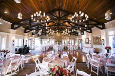 www.corinnahoffman.com - Romantic Florida Country Club Reception Decor