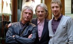 Paul Weller, Sir Paul Smith and Bradley Wiggins