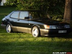 Garaget   Saab 900 aero (1990)