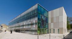 Galeria - Arquivos Departamentais de Nievre / Architecture Patrick Mauger - 01