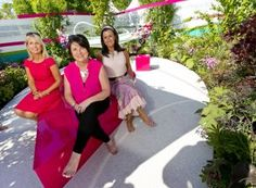 A Garden of Hope-created by Marie Keating Foundation for Bloom Festival,