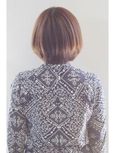 ザ シー 海老名(The C by afloat) 横顔美人前下がりショートボブ / ザシー 海老名 Turtle Neck, Sweaters, Style, Fashion, Swag, Moda, Fashion Styles, Sweater, Fashion Illustrations
