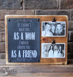 Free Mother's Day Printable + Tutorial