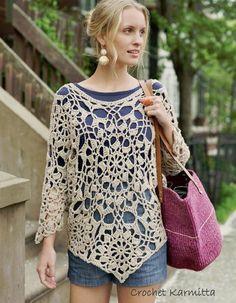 Crochet K@rmitta. Esquema.