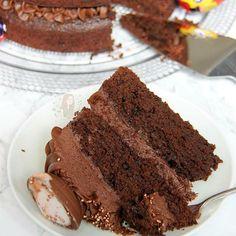 My Chocolate Fudge Cake is the perfect way to celebratehellip