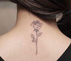 39 Meilleures Images Du Tableau Tatouage Nuque Tattoo Ideas Body