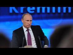 Putin annual media Q&A marathon 2015 (FULL PRESSER) - YouTube