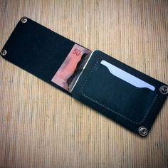 Minimalst Wallet - Purses, Wallets, Belts and Miscellaneous Pocket Items - Leatherworker.net