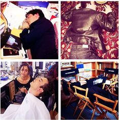 Ian Somerhalder always sleeping