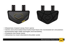 EvoShield Backplate on Behance