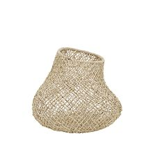 Arabella Tall Basket - Rattan