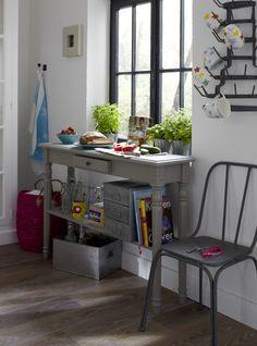 Konsolentisch Grau Konsolen Tisch Deko Tisch Konsolentisch