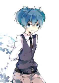 Assassination Classroom - Nagisa