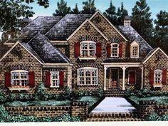 87 Best I Selling Homes images in 2019   Custom built homes ... Quaint House Plans Br Html on