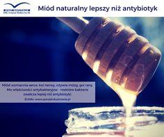Miód naturalny to skarbnica [dobroczynnych składników. #emc #emcszpitale #miod