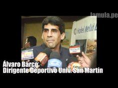 La Mula: Entrevista a Álvaro Barco sobre el retiro de la San Martín.