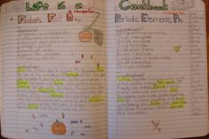 Change content example to History and I'm there!!    Always Write: Recipe Metaphors for Writer's Notebooks!
