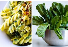 vegan-spinach-alfredo from Happy Healthy Life kblog