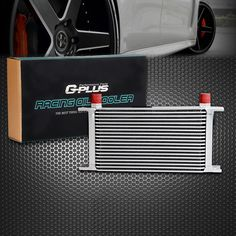 19 Row Universal Engine Transmission Oil Cooler + Hose End Fitting West Carrollton, Car Accessories, Motorcycle Accessories, Cool Items, Car Pictures, The Row, Engineering, Racing, Cool Stuff