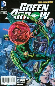 34 best my green arrow collection images on pinterest comics green arrow 35 fandeluxe Images