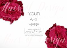 New to huesofdesign on Etsy: Modern Styled Stock Photography / Pretty Deep Purple Flowers / Styled Mockup / Styled Background / Style #1009 (15.00 USD)