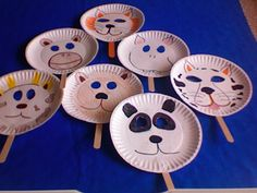 Animal Masks & How You Can Make the Coolest Halloween Masks Out of Cheap Paper ...