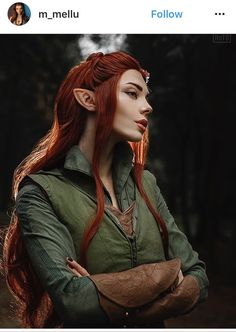 Hobbit cosplay