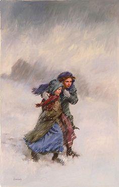 Winter Chivalry